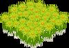 Lovely Green Flowerbed