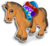 Goal steppe pony icon