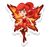 Goal fire fairy icon