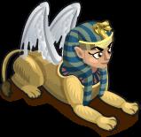 Greek Sphinx single