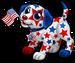Americana dalmatian single