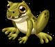 Marsupial frog single