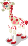 Peppermint Giraffe single