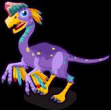 Oviraptor single