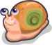 Ram's Horn Snail single