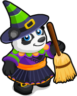 Panda as Witch single