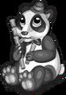 Dapper panda single