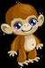 Cubby monkey common single