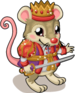 Mouse king single