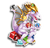 Goal birthstone dragon icon