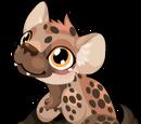 Cubby Hyena