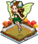 Autumn earth fairy single