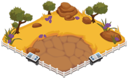 Serengeti habitat