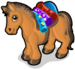 Steppe pony single