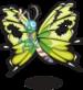 Zombie butterfly single