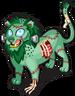 Zombie lion single