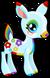 Cubby deer rainbow single