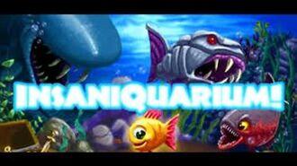 Insaniquarium Tank 1 (Reeses Puffs Edition)