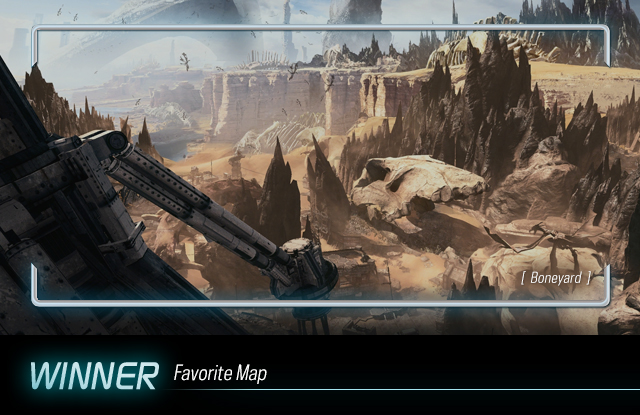 TF AwardFrame Map