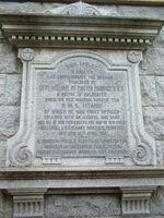 Dalbeattie WMM memorial
