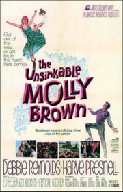 Titanic The Unsinkable Molly Brown Movie