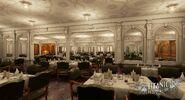 Titanic Honor & Glory Dining Room