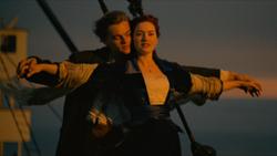Titanic 1997 Jack Dawson Rose DeWitt Bukater My Heart Will Go On