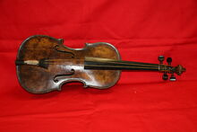 The Wallace Hartley Titanic Violin Est £200000-£300000