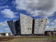 Titanic Belfast HDR