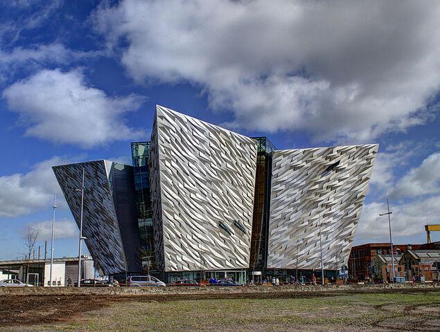 File:Titanic Belfast HDR.jpg