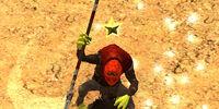 Najja the Parched - Dune Raider Hero