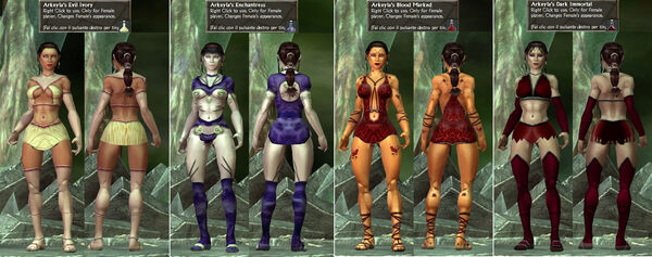 Arkeyla Evil Ivory-Enchantress-BloodMarket-DarkImmortal
