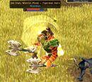 Jun Shan, Warrior-Monk - Tigerman Hero