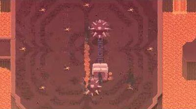 Titan Souls Boss - Gol-qayin