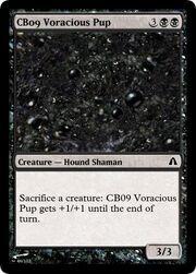 CB09 Voracious Pup