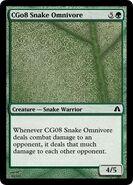 CG08 Snake Omnivore