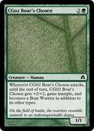 CG02 Boars Chosen