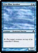 CU01 Blue Invoker