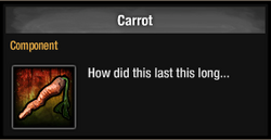 Tlsdz carrot