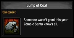 Lump of Coal 2014