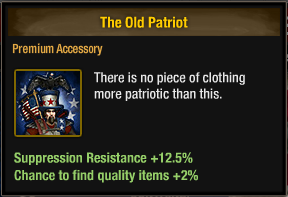 The Old Patriot