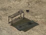 Level 1-2 medical bench