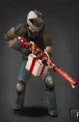Gifted Gun Survivor