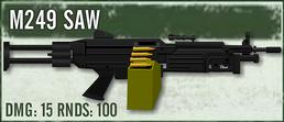 M249saw tlsuc update sdw