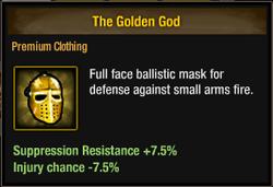 Tlsdz the golden god