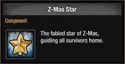 Z-Mas Star 2015