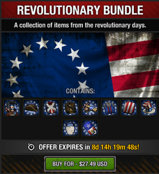 Revolutionary Bundle