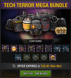 Tech Terror Mega Bundle