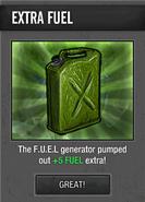 Gen fuel bonus