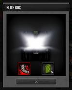 Unique Elite Box opened